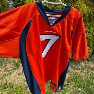 Vintage Reebok Denver Broncos John Elway Jersey